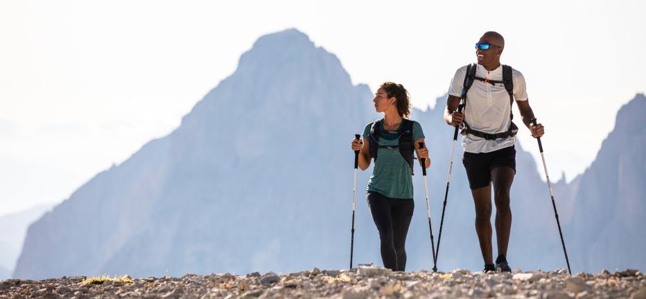 Quechua et Forclaz, entre technicité et durabilité