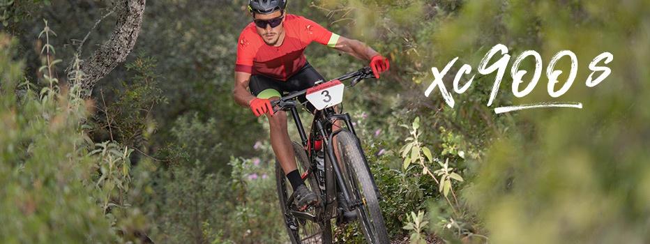 XC 900s, le nouveau tout suspendu carbone de Rockrider