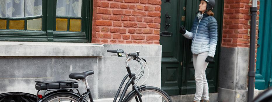 Vélo électrique mobilité urbaine