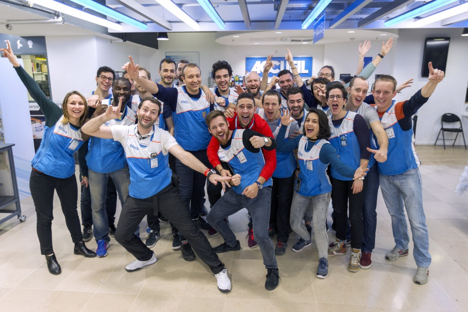 Decathlon Great Place To Work GPTW management sport