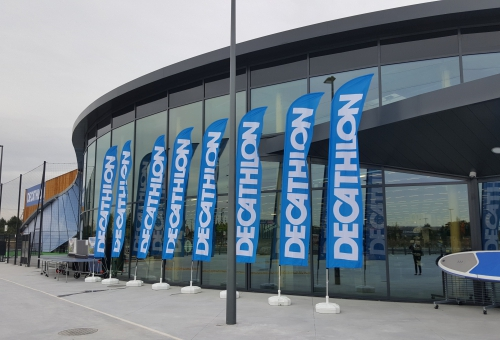 Decathlon, Neuville en Ferrain, sport, magasin
