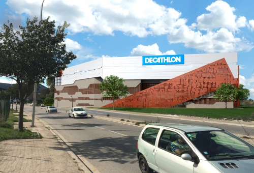 Decathlon, Marseille, magasin, sport, nouveau