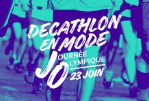 DECATHLON en mode Journée Olympique