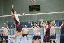 Allsix, une nouvelle marque de volley-ball est née