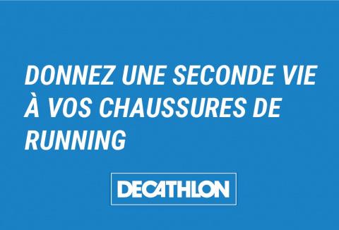 PARTENARIAT DECATHLON/SUPPORTERRE POUR LE REEMPLOI
