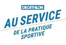 Decathlon au service de la pratique sportive