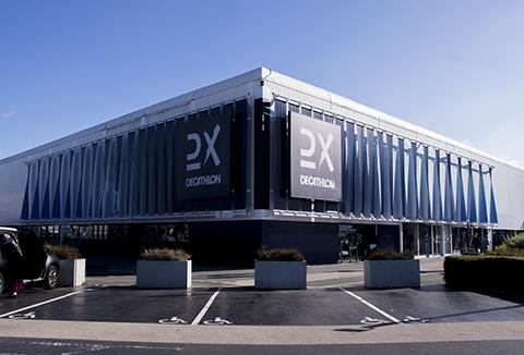 Decathlon propose un nouveau lieu d'exploration nommé DX
