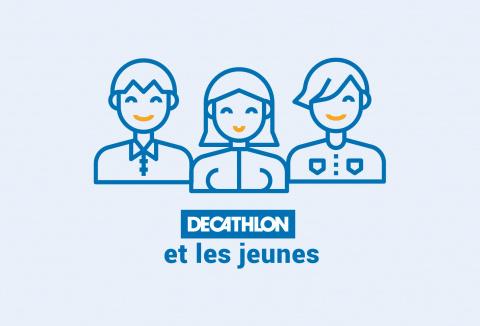 Decathlon et les jeunes