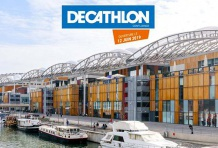Decathlon inaugure son premier concept store