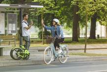Défi collectif « Bouge à vélo » : un million de km à vélo en un mois !