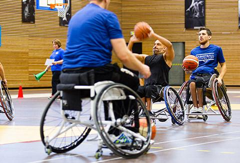 Mission handicap : tous unis par la passion du sport