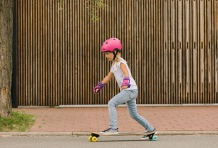 Decathlon facilite l'apprentissage du skateboard dès 3 ans