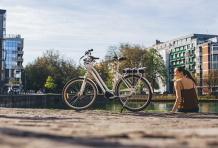 Decathlon Vélo Ville, le déplacement urbain option confort