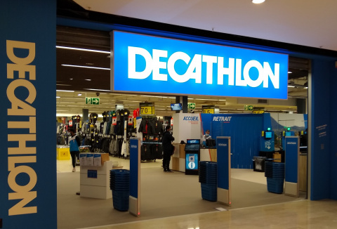 DECATHLON PREND SES QUARTIERS À O'PARINOR