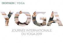 Decathlon fête le Yoga