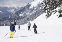 Direction les vacances aux sports d'hiver !