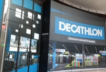 Decathlon s'implante au centre commercial d'Aéroville