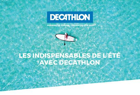 LES INDISPENSABLES DE L'ÉTÉ AVEC DECATHLON