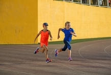 Équiper les jeunes athlètes !