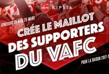 Jeu concours Kipsta pour les supporters du VAFC