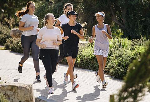 Lancement Kalenji Jogging