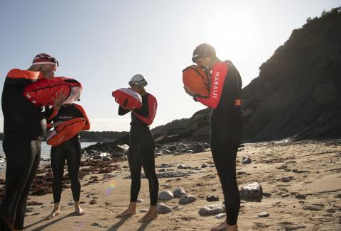 Decathlon s'engage auprès des nageurs et baigneurs
