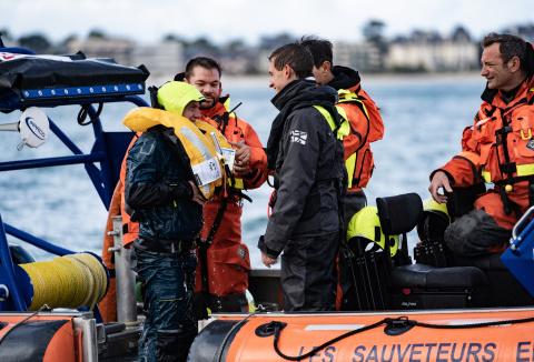 Decathlon et les Sauveteurs en Mer s'associent pour promouvoir une meilleure sécurité en mer