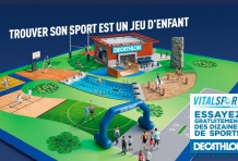 VITALSPORT, l'événement sportif de la rentrée !
