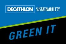 Decathlon Blue&Green Friday