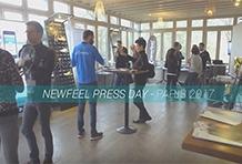 Newfeel Journée presse 2017