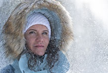 QUECHUA SNOW HIKING