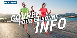 En 2019 avec Decathlon, prenez de l'avance, gagnez en vitesse, passez le relais...